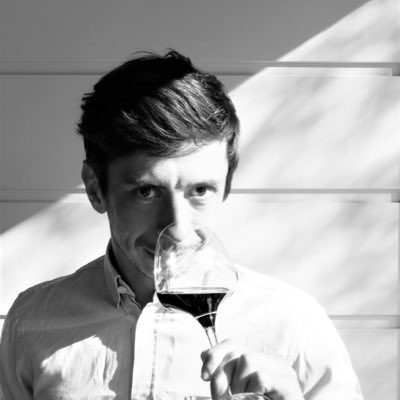 Olivier Jacques, sommelier