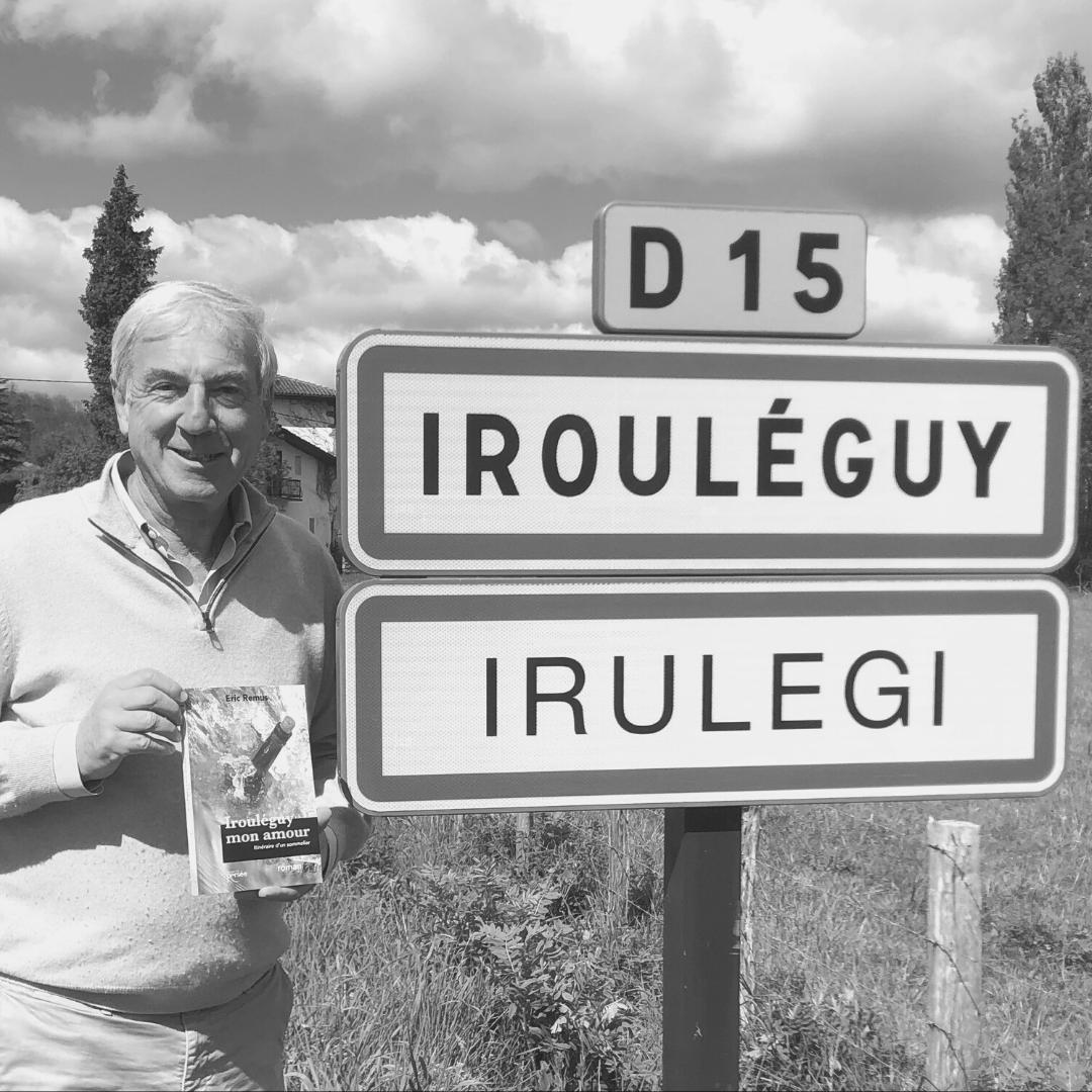 Eric Remus à Irouleguy